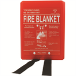 FIREMAST FIRE BLANKET FIBREGLASS 100X100CM FB110