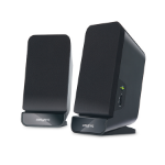 Creative Labs Creative A60 4W Black loudspeaker