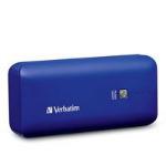 Verbatim 99378 Lithium-Ion (Li-Ion) 4400mAh Blue power bank