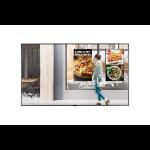 "LG 75XS2E signage display 190.5 cm (75"") LED 4K Ultra HD Digital signage flat panel Black Web OS"