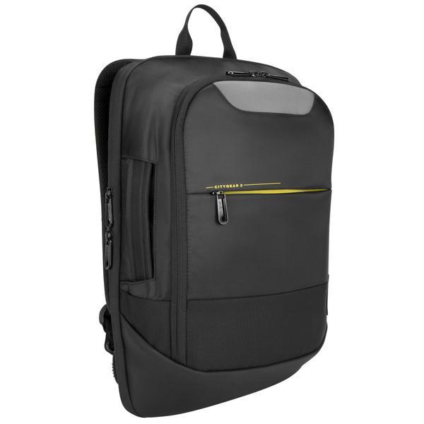 "Targus CityGear maletines para portátil 39,6 cm (15.6"") Mochila Negro"
