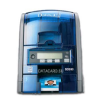 DataCard SD260 Colour Blue,Grey plastic card printer