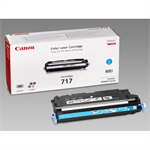 Canon 2577B002 (717C) Toner cyan, 4K pages @ 5% coverage