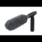 Sony ECMVG1 Digital camcorder microphone Wired Black,Grey microphone