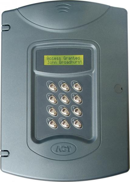 Vanderbilt PRO4000 access control reader Basic access control reader Grey