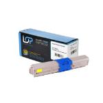 Click, Save & Print Remanufactured Oki 44469722 Yellow Toner Cartridge