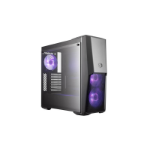Cooler Master MasterBox MB500 Midi Tower Black