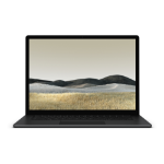 "Microsoft Surface Laptop 3 Portátil Negro 38,1 cm (15"") 2496 x 1664 Pixeles Pantalla táctil Intel® Core™ i5 de 10ma Generación 8 GB DDR4-SDRAM 256 GB SSD Wi-Fi 6 (802.11ax) Windows 10 Pro"