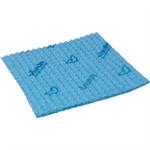 VILEDA BREAZY MICROFIBRE CLOTH PK20 BLUE