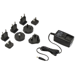Hewlett Packard Enterprise JL017A power adapter/inverter Indoor Black