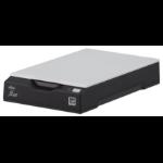 Fujitsu fi-65F 600 x 600 DPI Flatbed scanner Black, Gray