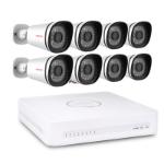 Foscam FN7108E-B8-2T Wired 8channels video surveillance kit