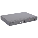 Gefen EXT-UHDKA-LANS-RX KVM extender AV receiver
