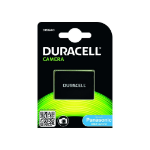 Duracell Camera Battery - replaces Panasonic DMW-BCG10 Battery rechargeable battery