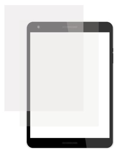 Origin Storage 9H Anti-Glare screen protector for Microsoft Surface Go