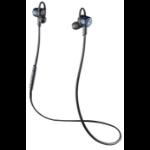 Plantronics BackBeat GO 3 In-ear Binaural Wireless Black, Blue mobile headset