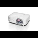 Benq MW826ST data projector Short throw projector 3400 ANSI lumens DLP WXGA (1280x800) White