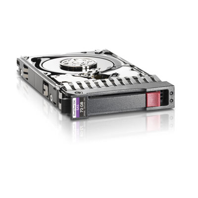Hewlett Packard Enterprise 450GB 12G SAS 15K rpm SFF (2.5-inch) SC Enterprise 3yr Warranty Hard Drive