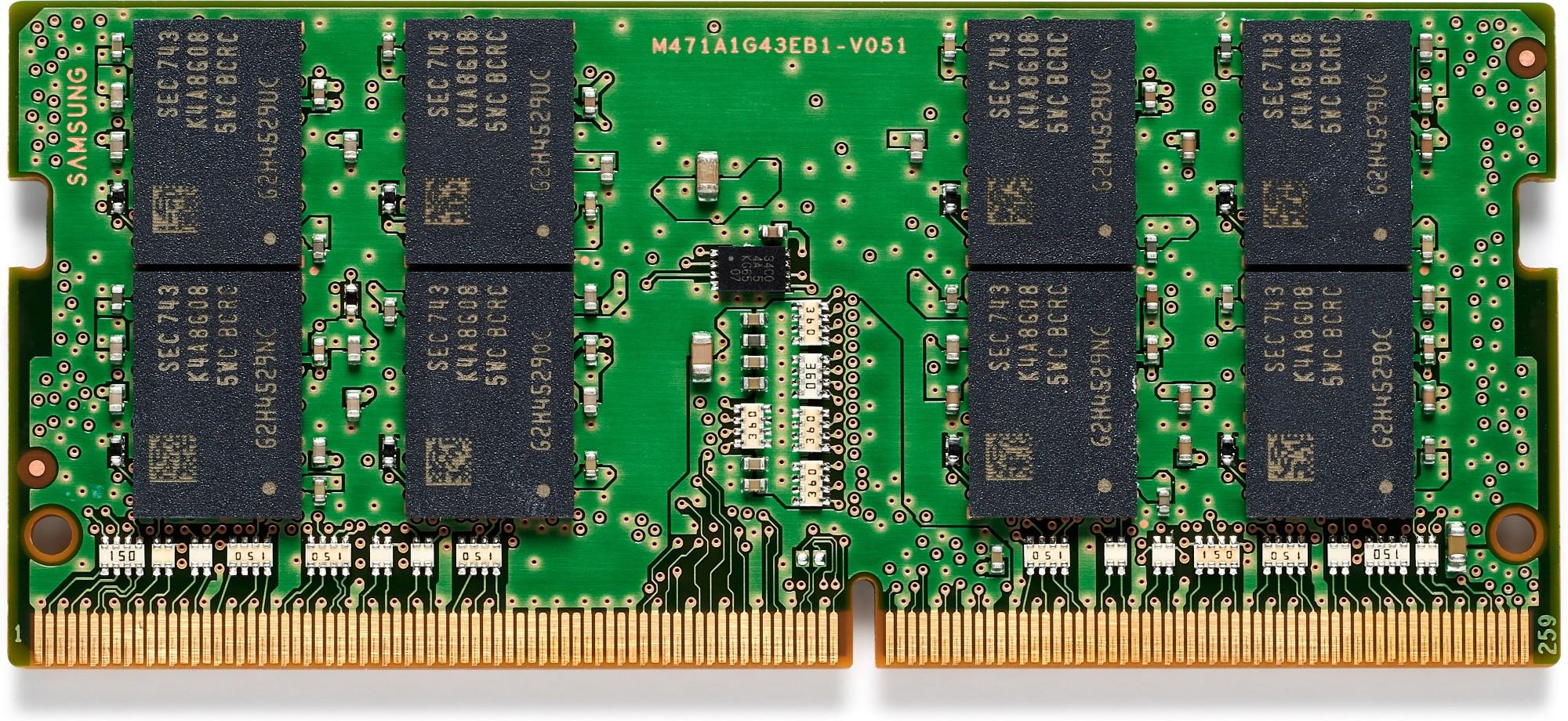 HP 32GB DDR4-3200 SODIMM PROMO memory module
