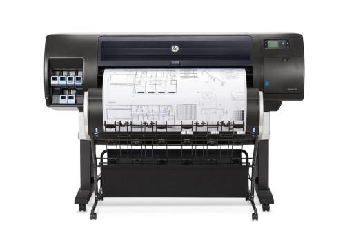 HP Designjet T7200 42-in large format printer Colour 2400 x 1200 DPI Dye-sublimation A1 (594 x 841 mm) Ethernet LAN