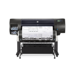 HP Designjet T7200 42-in Ethernet LAN Colour 2400 x 1200DPI Dye-sublimation A1 (594 x 841 mm) large format printer