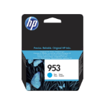 HP 953 Cyan Original Ink Cartridge Cian