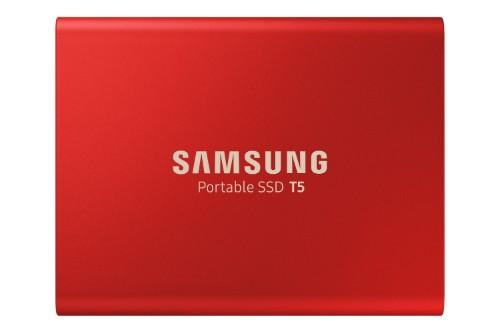 Samsung T5 500 GB Red