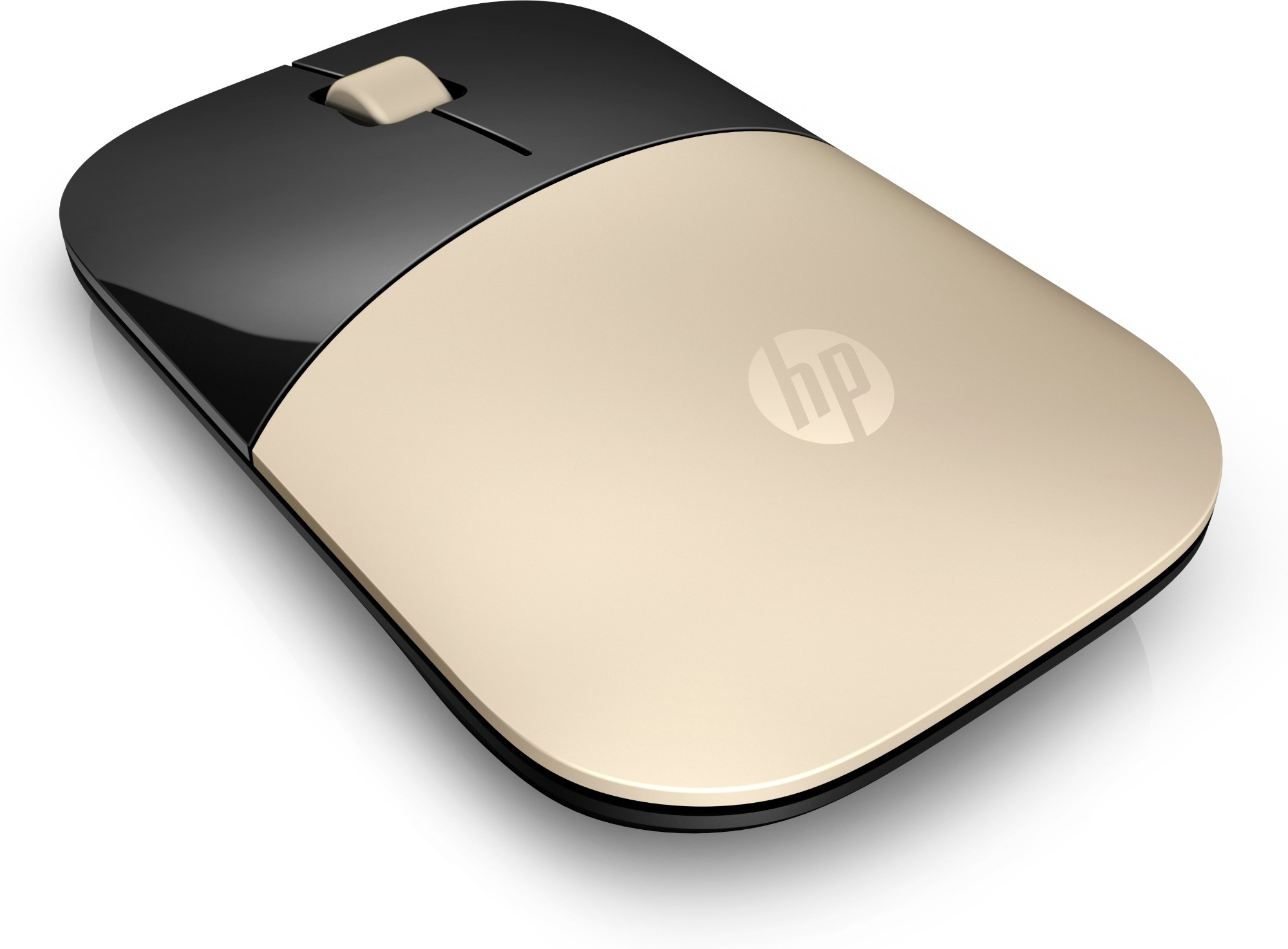 Wireless Mouse Z3700 Gold