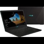 """ASUS K570UD-DM276T notebook Black 39.6 cm (15.6"""") 1920 x 1080 pixels 8th gen Intel® Core™ i5 8 GB DDR4-SDRAM 256 GB SSD NVIDIA® GeForce® GTX 1050 Wi-Fi 5 (802.11ac) Windows 10 Home"""