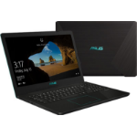 "ASUS K570UD-DM276T Black Notebook 39.6 cm (15.6"") 1920 x 1080 pixels 1.60 GHz 8th gen Intel® Core™ i5 i5-8250U"