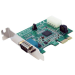 StarTech.com 1 Port Low Profile Native PCI Express Serial Card w/ 16950
