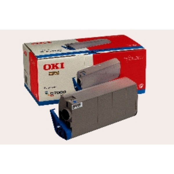 OKI 41304211 Toner cyan, 10K pages @ 5% coverage