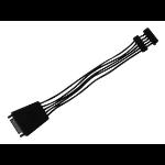 Silverstone SST-CP06-E2 0.194m SATA 15-pin SATA 15-pin Black SATA cable