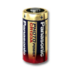 Panasonic CR 123 Lithium 3V non-rechargeable battery