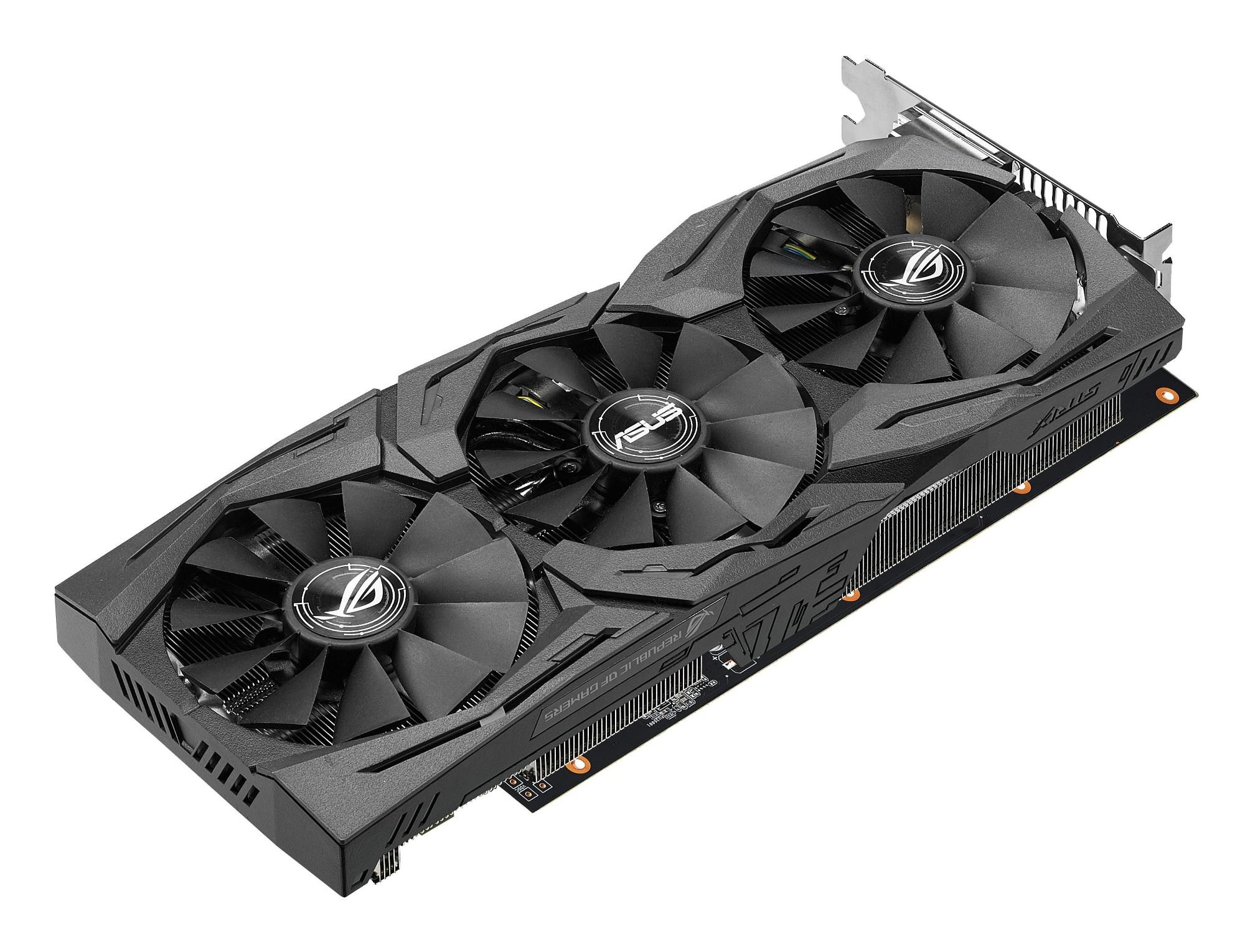 ASUS ROG STRIX-RX480-8G-GAMING Radeon RX 480 8GB GDDR5