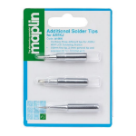 Maplin A19KK soldering iron/station accessory Soldering tip 3 pc(s)