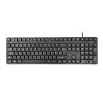 Targus AKB30FR Tastatur USB AZERTY Französisch Schwarz