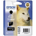 Epson C13T09684010 (T0968) Ink cartridge black matt, 495 pages, 11ml