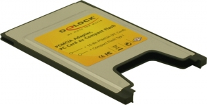DeLOCK PCMCIA Card Reader for Compact Flash cards card reader