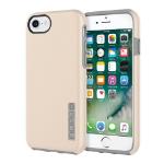 """Incipio DualPro mobile phone case 11.9 cm (4.7"""") Cover Champagne,Grey"""