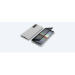 """Sony SCVJ10 mobile phone case 15.5 cm (6.1"""") Folio Grey"""
