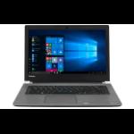 "Toshiba Tecra A40-D-1HL Grey Notebook 35.6 cm (14"") 1920 x 1080 pixels 7th gen Intel® Core™ i7 i7-7500U 8.192 GB DDR4-SDRAM 256 GB SSD"