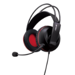 ASUS Cerberus Binaural Head-band Black,Red headset