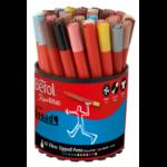 Berol S0375970 felt pen Multicolour 42 pc(s)