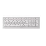 CHERRY DW 8000 RF Wireless QWERTY UK English White