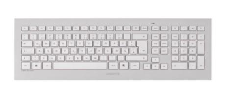 CHERRY DW 8000 keyboard RF Wireless QWERTY UK English White