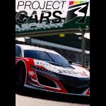 BANDAI NAMCO Entertainment Project CARS 3 PC Basic German, English