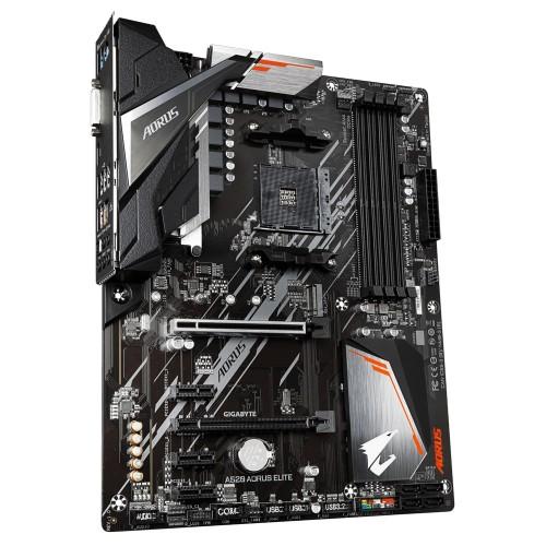 Gigabyte A520 AORUS ELITE motherboard AMD A520 Socket AM4 ATX