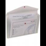Snopake 14966 file storage box Polypropylene (PP) Translucent
