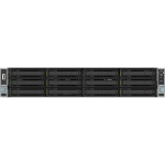 Intel R2312WF0NPR server barebone Intel® C624 LGA 3647 (Socket P) Rack (2U)